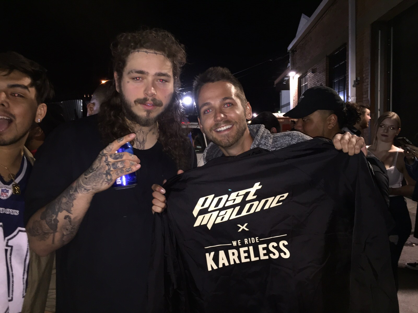 Kareless with Post Malone