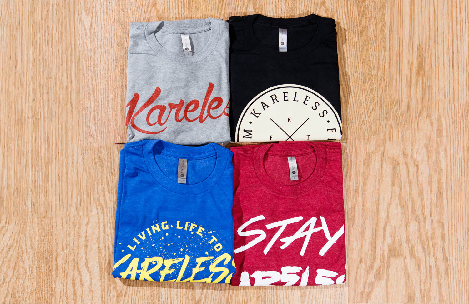 Kareless apparel
