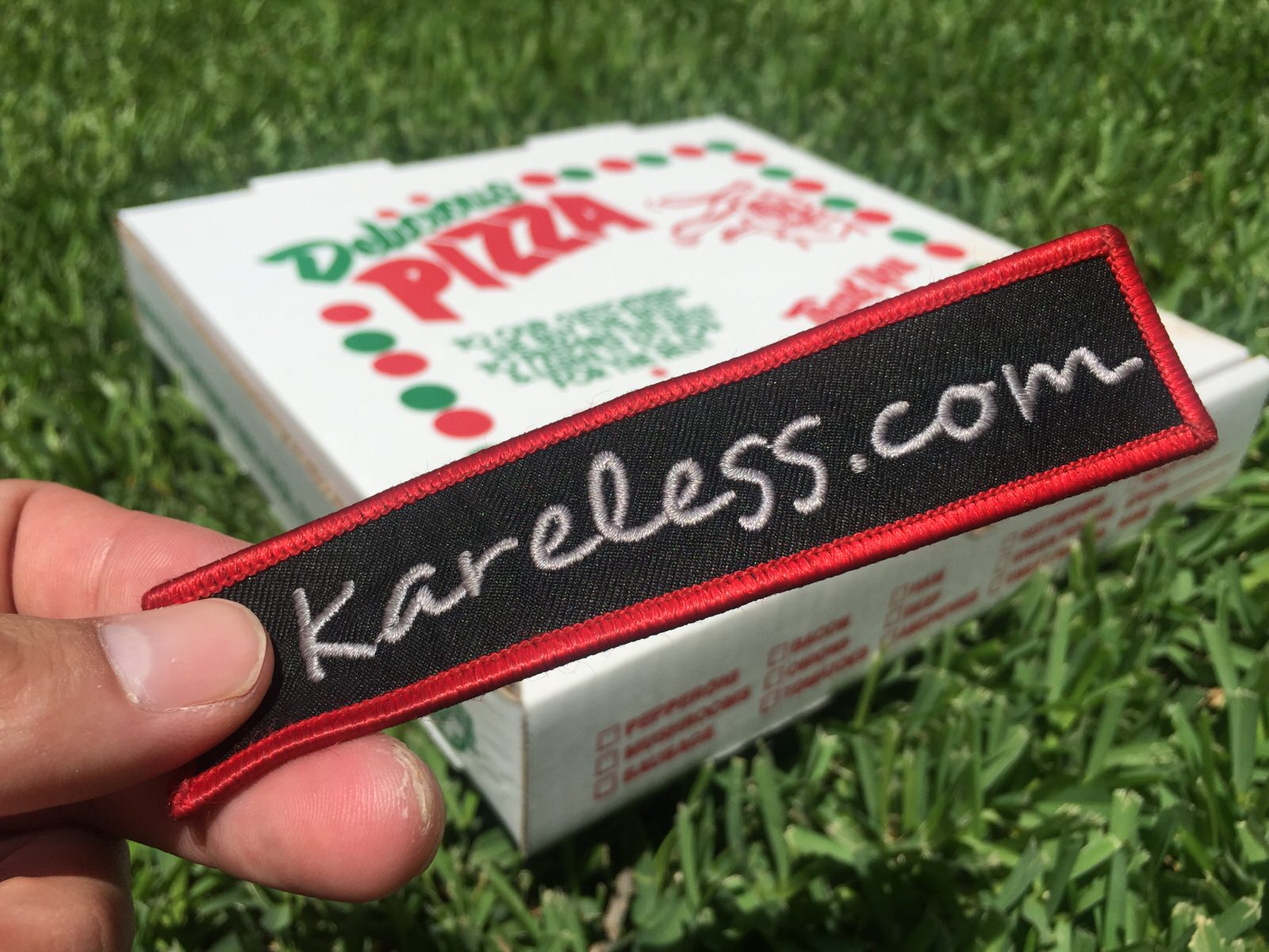 Kareless Key Tag